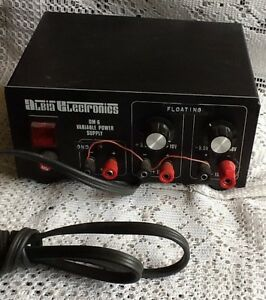 Variable Power Supply Albia Electronics
