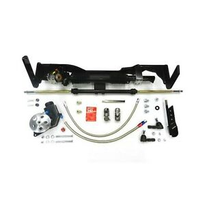 Unisteer 1965 1966 Chevy Impala Rack Pinion Kit 8010280 01 In Stock Fast Ship