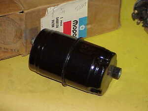 1960 61 62 63 64 300 Fury Polara Adventurer Mopar In line Transmission Filter