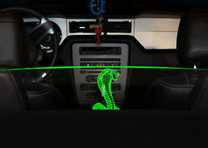 Ford Mustang Shelby Interior Glow Panel Lighted Accessories New Lighting Mod
