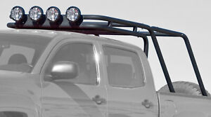 Body Armor 5129 Black Steel Roof Basket For Tacoma Tundra Double Cab 66 7 Bed