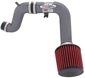 Aem Cold Air Intake System 2003 Mazda Mazdaspeed Protege 2 0l I4 Turbo Gray