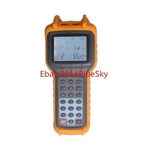 Catv Tv Signal Level Meter Tester A v C n Average Power Trunk Voltage Ry s110