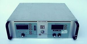 Unholtz Dickie Ud340 Sine Control Calibration Used With Dec Digital Pdp8 m