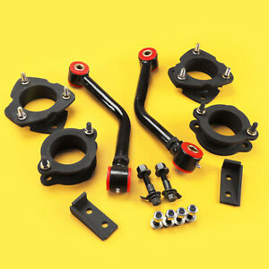 Front Rear 2 Lift Kit With Alignment Jeep Compass Patriot Mk 2007 2014