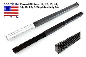 Jawco 1 Nu Thred Thread Restoring File 11 24 Tpi Sae Made In Usa Rethreading