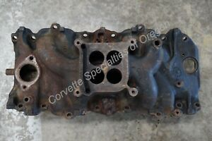 66 67 Corvette Chevelle 396 427 Holley Intake Manifold 3866948 1966 1967