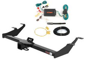 Curt Class 3 Trailer Hitch Wiring Kit For Honda Element