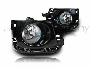 2012 2014 Prius C Gloss Bezel Fog Lights W Wiring Kit Installation Instruction