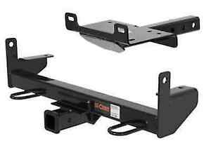 Curt Front Mount Trailer Hitch Winch Mount Plate For Colorado canyon