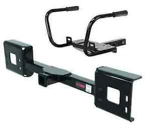 Curt Front Mount Trailer Hitch Winch Mount W Handles For Ford F 250 350 450