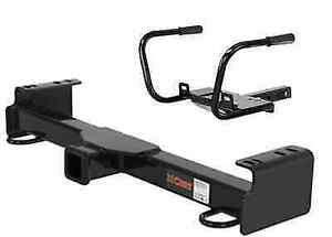 Curt Front Mount Trailer Hitch Winch Mount W Handles For Toyota Tacoma