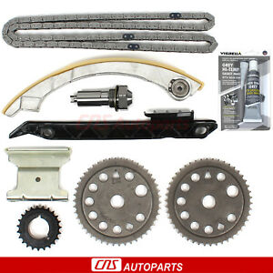 Gm 2 0l 2 2l Ecotec Timing Chain Kit W Upgraded Tensioner Z22se L61 L42 Lsj Lnf