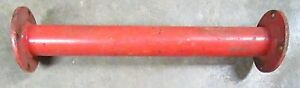 Power King Economy Jim Dandy Tractor Torque Drive Shaft Tube 16 3 4