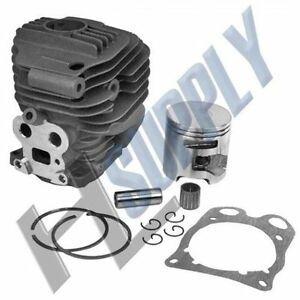 Partner Husqvarna K750 Cylinder Piston Rings Pin Bearing Gasket