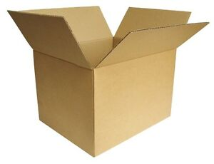 8 X 6 X 6 Corrugated Boxes Lot Of 1200 Boxes Free Shipping