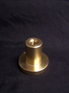 3 4 5 Pitch Right Hand Flange Type Acme Bronze Nut