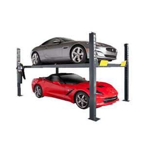 Bendpak Hd 9stx 9000 Lb 4 Post Narrow Width High Car Lift