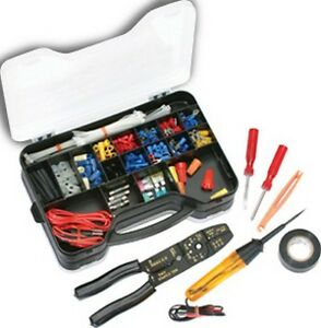 Atd Tools 285 Automotive Electrical Repair Kit 285 Pc