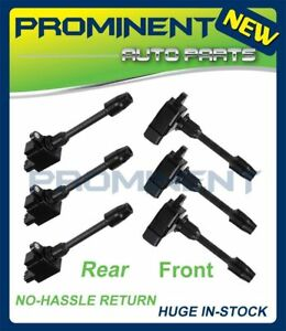 Ignition Coil Replacement For 00 01 Infiniti I30 Maxima V6 3 0l Uf348 Uf363