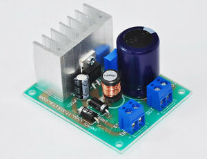 3a Power Supply Switching Regulator 1 25 50vdc Lm2576hv adj High Quality Maded