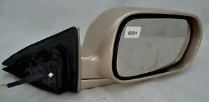 Honda Accord 2 Door Coupe Rh Passenger Power Heated Mirror 1999 2000 2001 2002