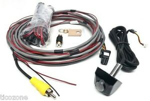 Mito 20 Camrycamkit2 2012 Up Toyota Camry Se And Xle Back Up Camera System