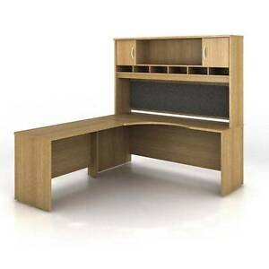 Executive L shaped Desk Left