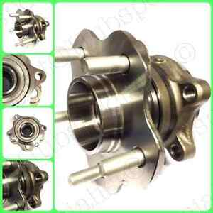 Rear Wheel Hub Bearing Assembly For 2003 2006 Infiniti G35 G35x 2wd Awd 4wd New