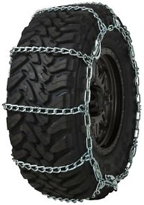 Quality Chain 3235qc Wide Base Cam 7mm Link Tire Chains Snow Suv 4x4 Truck