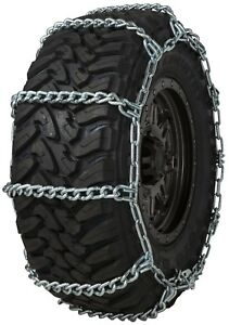 Quality Chain 3410hh Wide Base Non Cam 7mm Link Tire Chains Snow Suv 4x4 Truck