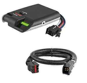 Curt Venturer Brake Control Wiring Harness Kit For Ford Land Rover Lincoln