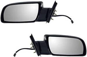1988 1998 Chevy Gmc Truck For Mirrors Power With Glass Pair Left And Right