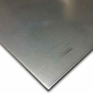 304 Stainless Steel Sheet 029 22 Ga X 12 X 24 2b Finish