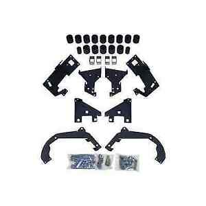 Performance Accessories 10293 Body Lift Kit W 3 Lift For Chevy Silverado 1500