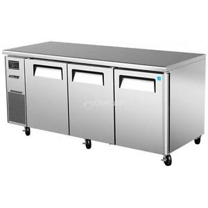 Turboa Air J Series Side Mount Undercounter Refrig 19 Cu Ft Jur 72