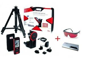 Leica Disto 810t Prof Kit W Laser Glasses Gzm3 Target 11000mah Power Bank