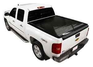 Retrax 10462 Retraxone Black Retractable Tonneau Cover For Silverado Sierra 1500