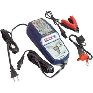 Optimate 6 12 Volt Charger For Agm Or Lead Acid Batteries