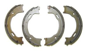 Omix ada 16731 03 Emergency Brake Shoes For Jeep Liberty wrangler Unlimited