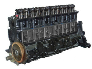 Fits Ford Truck 4 9 300 Remanufactured Engine Long Block