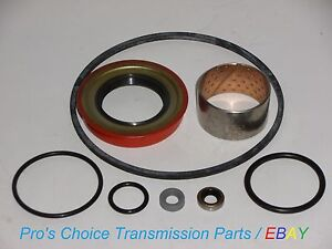 complete Th350 Th350c Transmission Extension Housing Reseal Kit With Bushing