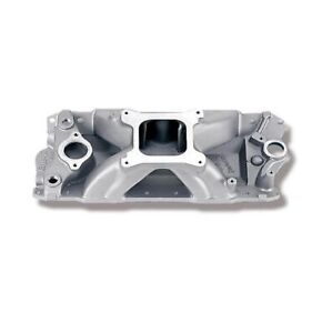 Holley 300 25 Chevrolet Small Block Strip Dominator Intake Manifold 4 Barrel