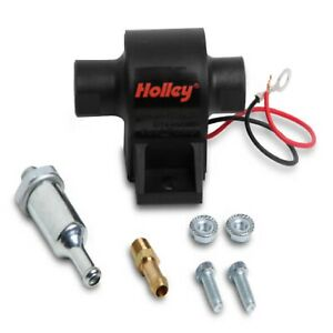 Holley 12 426 Universal Electronic Fuel Pump 25 Gph Up To 300 Hp