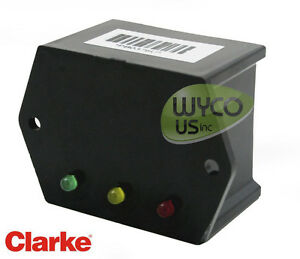 Battery charger Meter Oem Clarke Focus 28 33 38 Boost Scrubbers 40898a 40898c