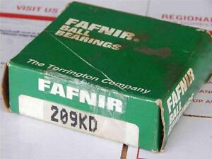 129 Lot Of 3 Fafnir 209kd Bearing new old Boxes