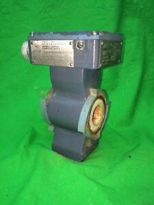 Foxboro 8000a Series Magnetic Flowtube 8001a wcr pjgfna a