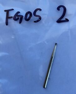 Fgos 2 Surgical Shank high Quality Carbide Burs 100 pk Made Incanada Clinc Pk