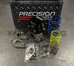 Precision Turbo Wastegate 39mm Black Pw39 Pt pbo085 1000