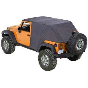 Pavement Ends Emergency Top Quick Protection For 2007 2018 Jeep Wrangler 4 Door